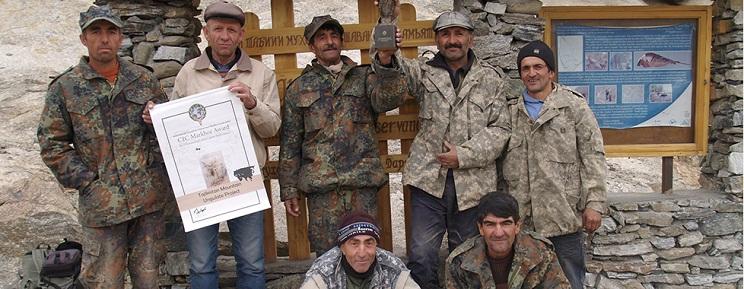 Alianza para la Caza y Conservación de Tayikistán