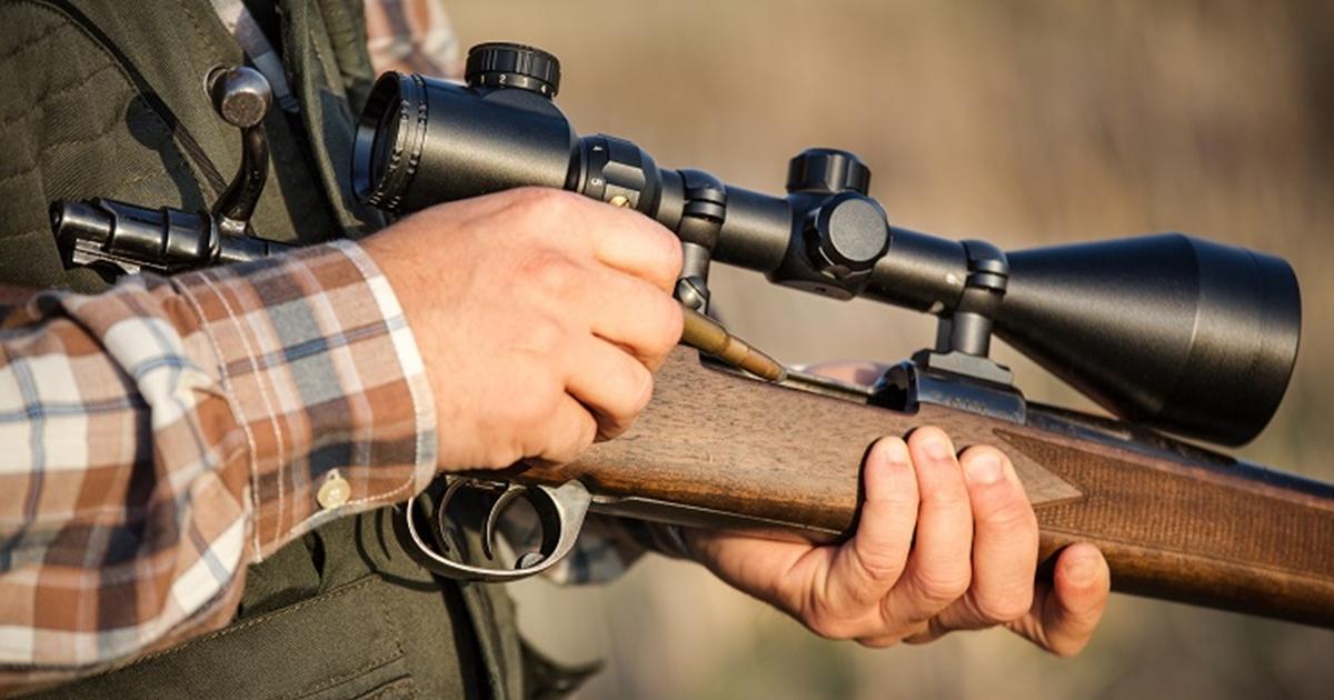 caza larga distancia