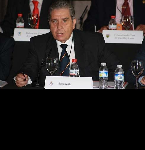 Andrés Gutiérrez Lara se reincorpora como presidente de la RFEC