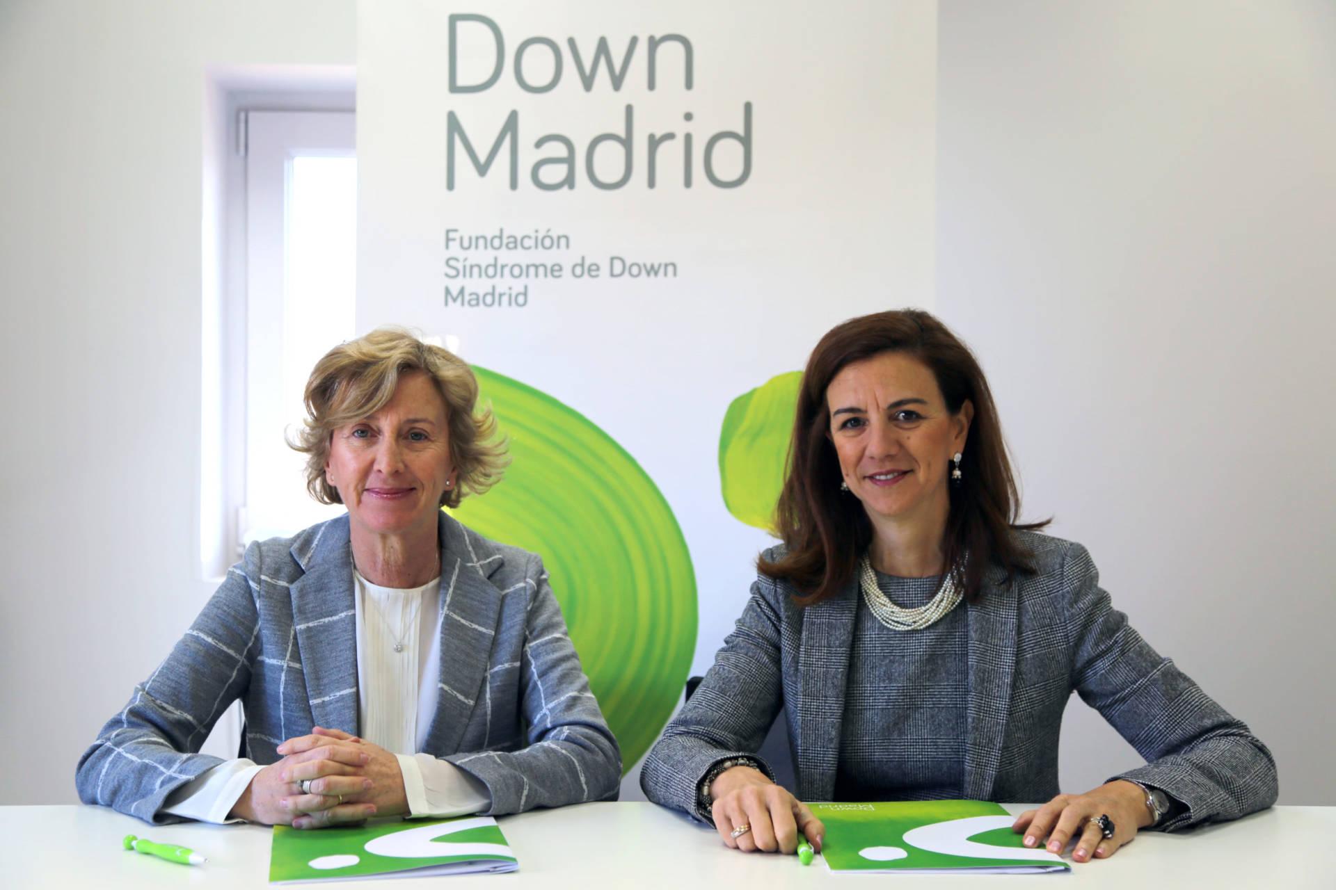 La Fundación Maxam colabora con Down Madrid en el proyecto 'Atención temprana entre 0 y 6 años'