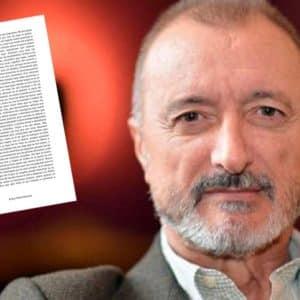 Esta es la carta de Pérez-Reverte respondiendo a un cazador tras el polémico tuit