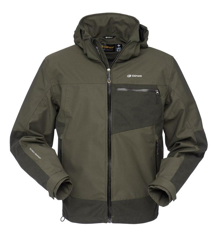 Aura, la nueva chaqueta impermeable de Chiruca