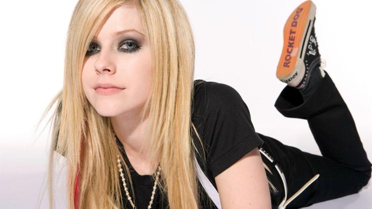 Avril Lavigne / Fotografía: www.archery360.com