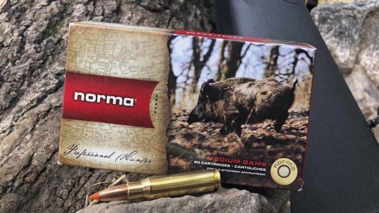 balas de caza Norma Tip Strike