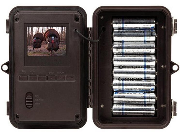 Batería de la cámara / Fotografía: alarconweb.com