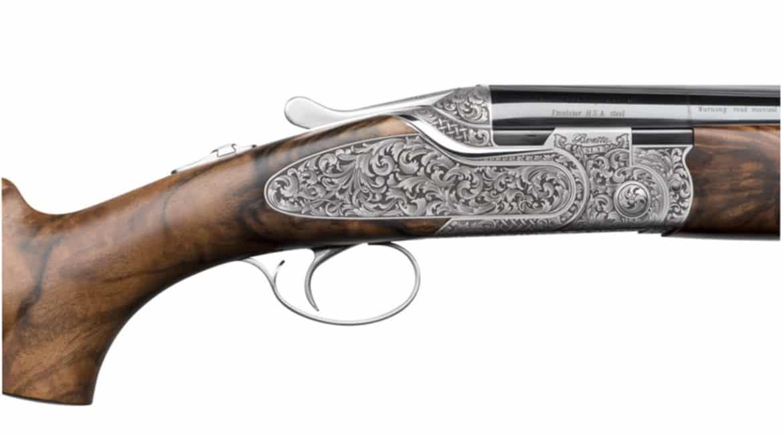 Beretta SL3: la escopeta superpuesta de lujo de la firma italiana