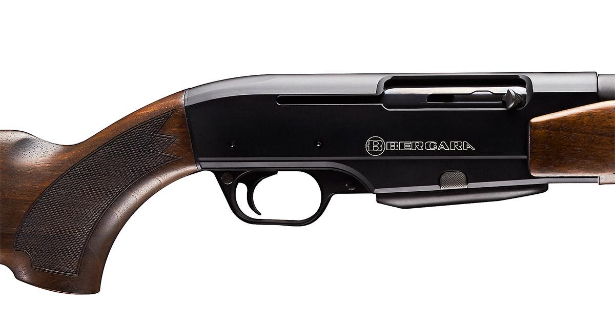 Bergara lanza su primer rifle semiautomático: el B15 Forest