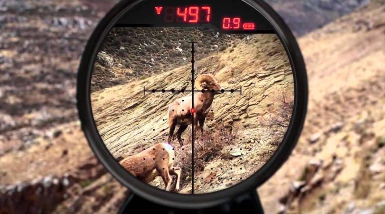 Burris Ballistic Laserscope III: el visor de caza que lo mide todo