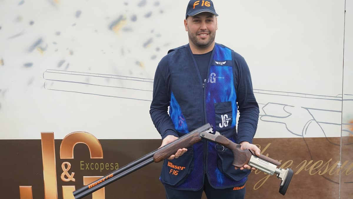 Nuevas escopetas Blaser F3 y F16 España GS