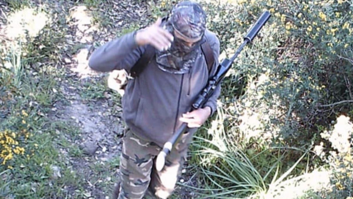 La Guardia Civil detiene a un cabrero por furtivismo después de meses investigándolo