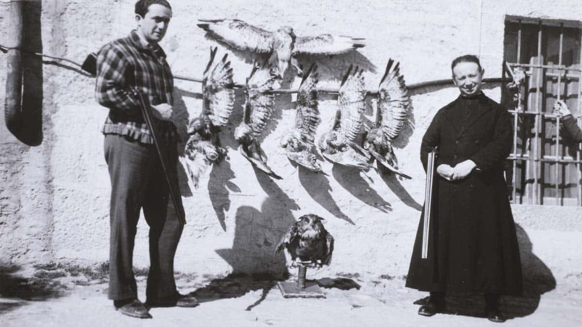 Recuerdos del campo español: fotografías inéditas de caza y mundo rural entre 1885 y 1945