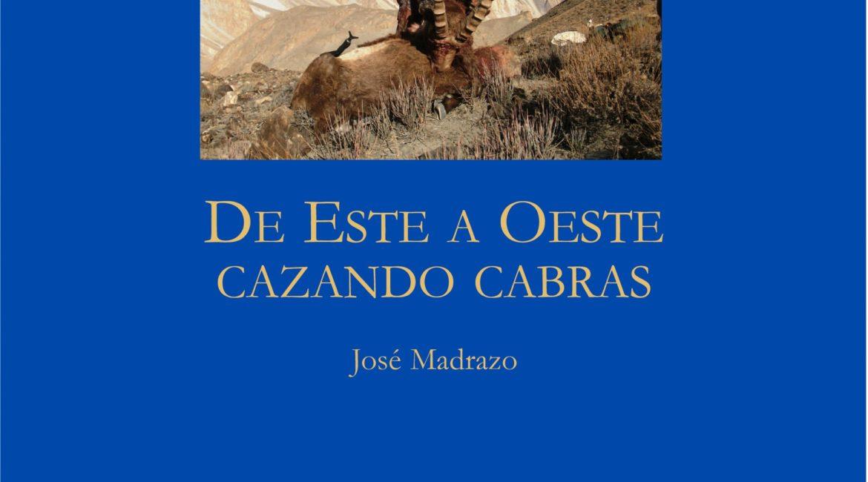 Pepe Madrazo publica un nuevo libro