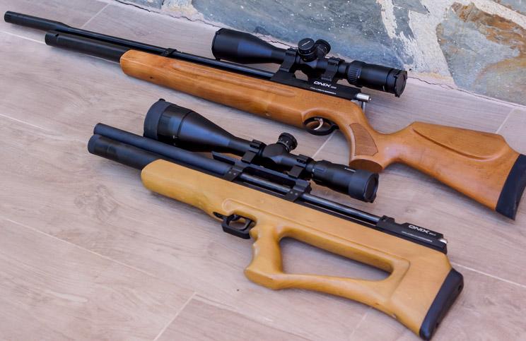 Carabinas PCP, precisión y potencia en una carabina de aire
