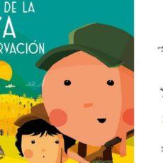 Nace «El libro de la caza y conservación» para los niños que quieran introducirse en la actividad cinegética