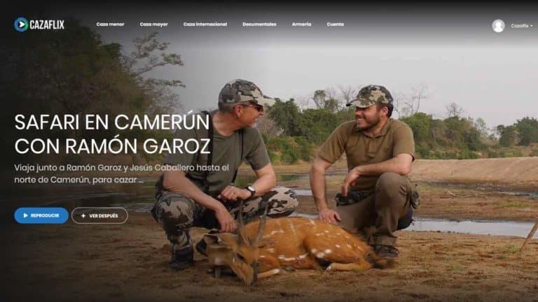 safari de caza