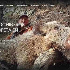 Recopilación de caza de jabalí con semiautomática del 12 en Cazaflix