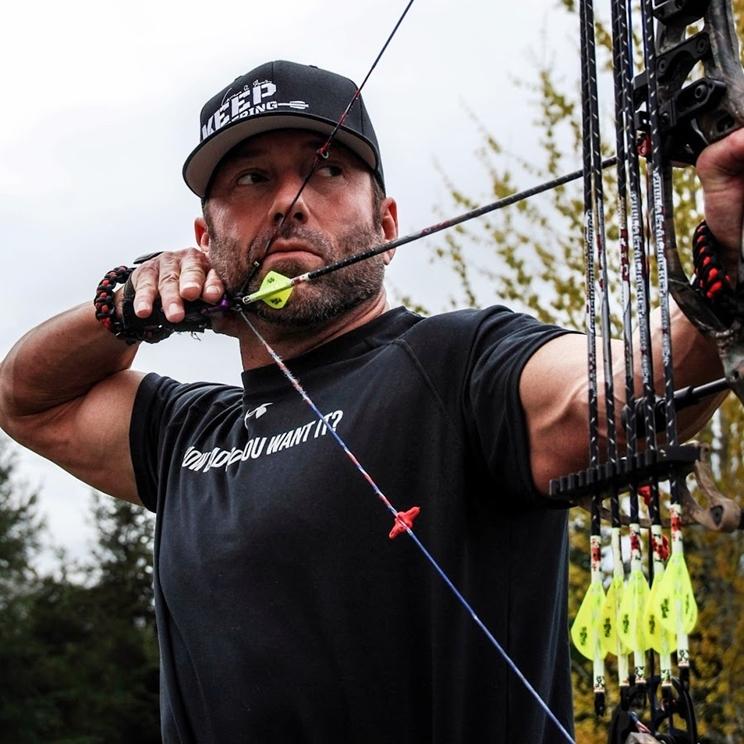 Cameron Hanes / Fotografía: www.archery360.com