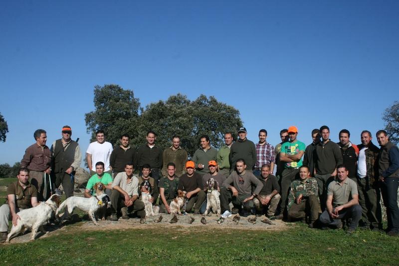 Campeonato de Extremadura de Becadas 01