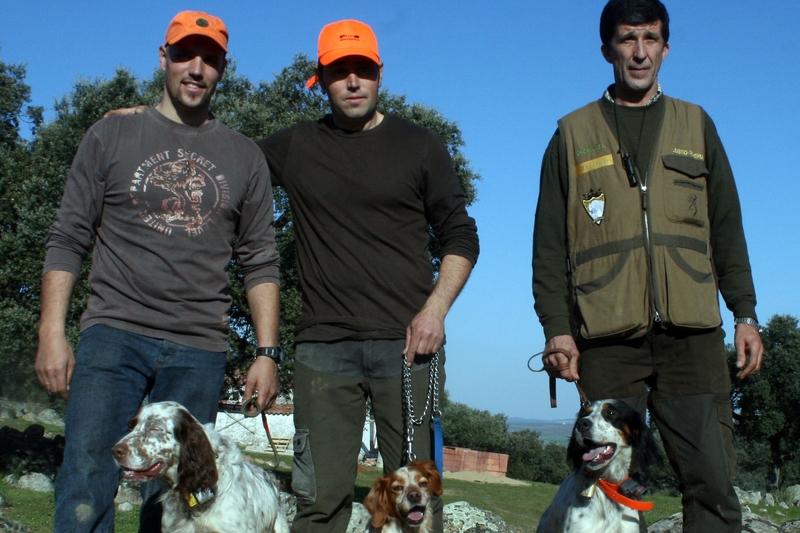Campeonato de Extremadura de Becadas 02