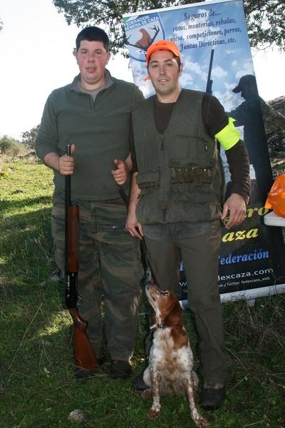 Campeonato de Extremadura de Becadas 03
