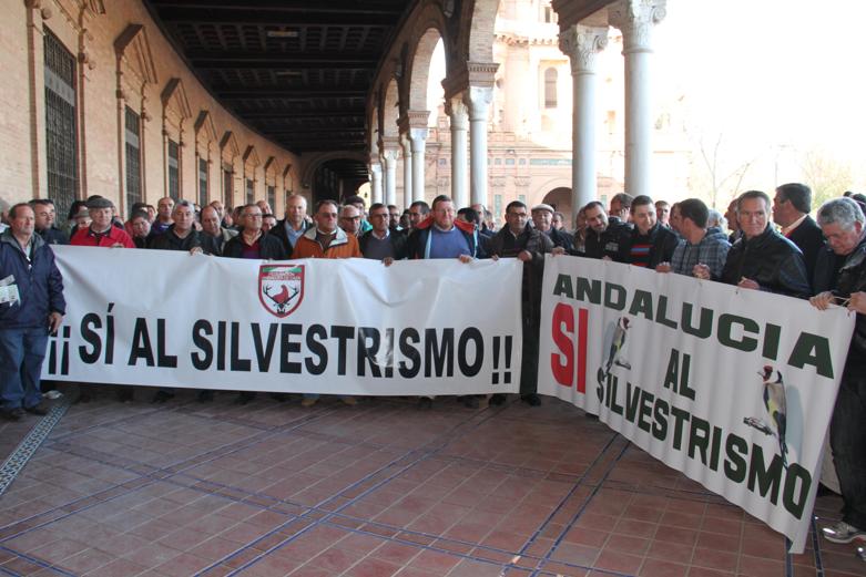 El Silvestrismo andaluz se reivindica en Sevilla y exige el apoyo de IU y las administraciones