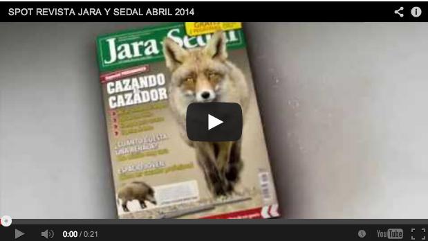 Spot de nuestro número de abril (2014)