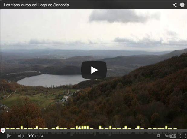 Canción dedicada a la caza y la pesca: Los tipos duros del Lago de Sanabria