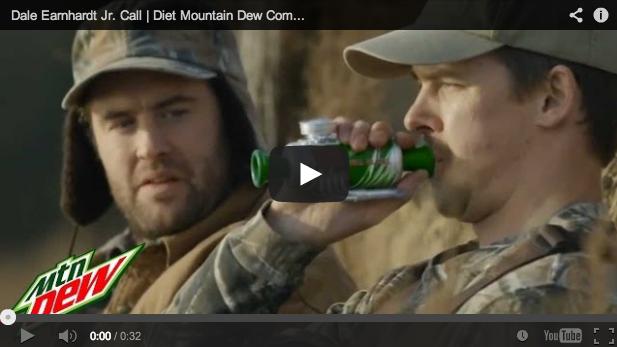 Un anuncio genial con la caza como excusa