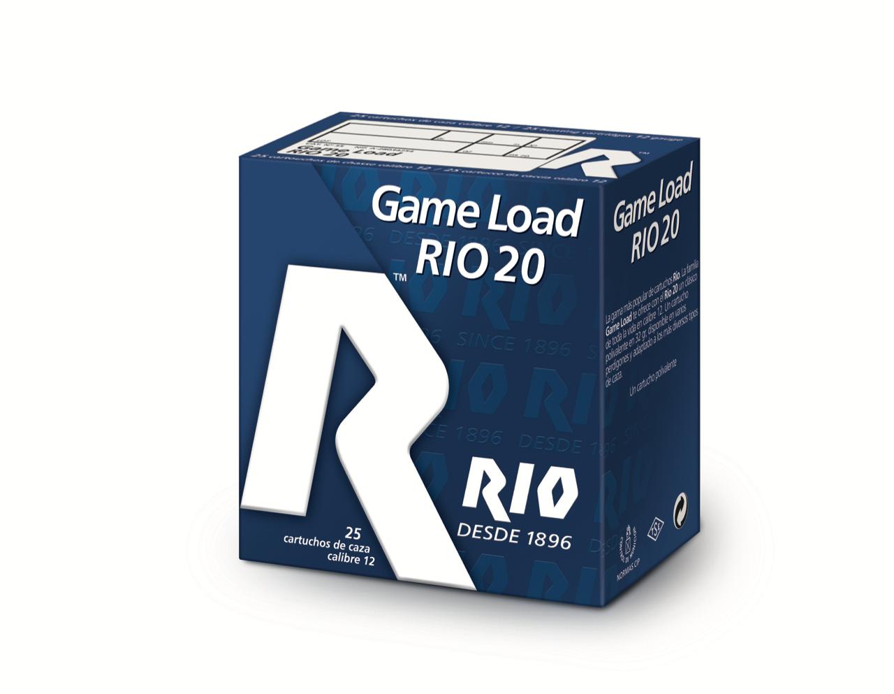 Cartucho RIO 20