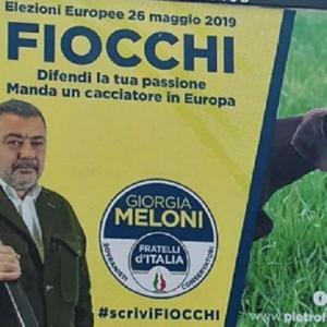 Italia coloca a Pietro Fiocchi, cazador, en la Comisión de Medio Ambiente europea