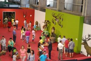 Imagen de la última edición de Feciex celebrada en 2013