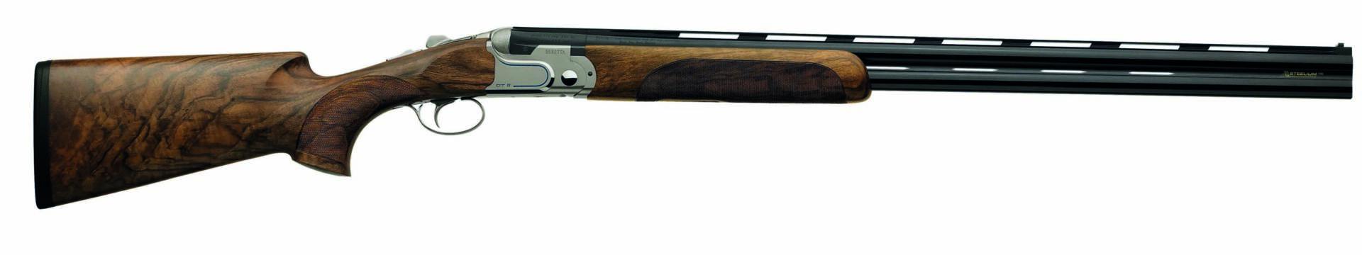 Información relativa a los Cañones Beretta Stelium Pro del modelo DT11