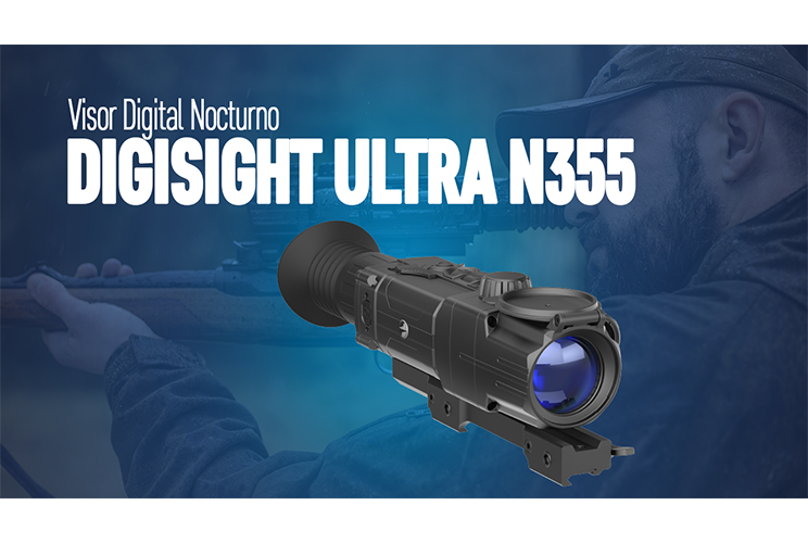 Makers&Takers presenta en la feria Cinegética 2018 el nuevo Digisight Ultra N355
