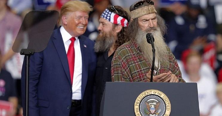 Dinastía Duck Trump