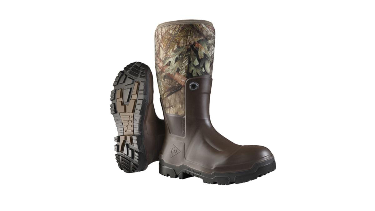 Dunlop Snugboots, la última generación de botas de agua para caza y actividades outdoor