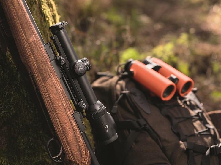 Swarovski Optik presenta sus novedades: los nuevos EL O-Range y el visor Z8i 0,75-6×20