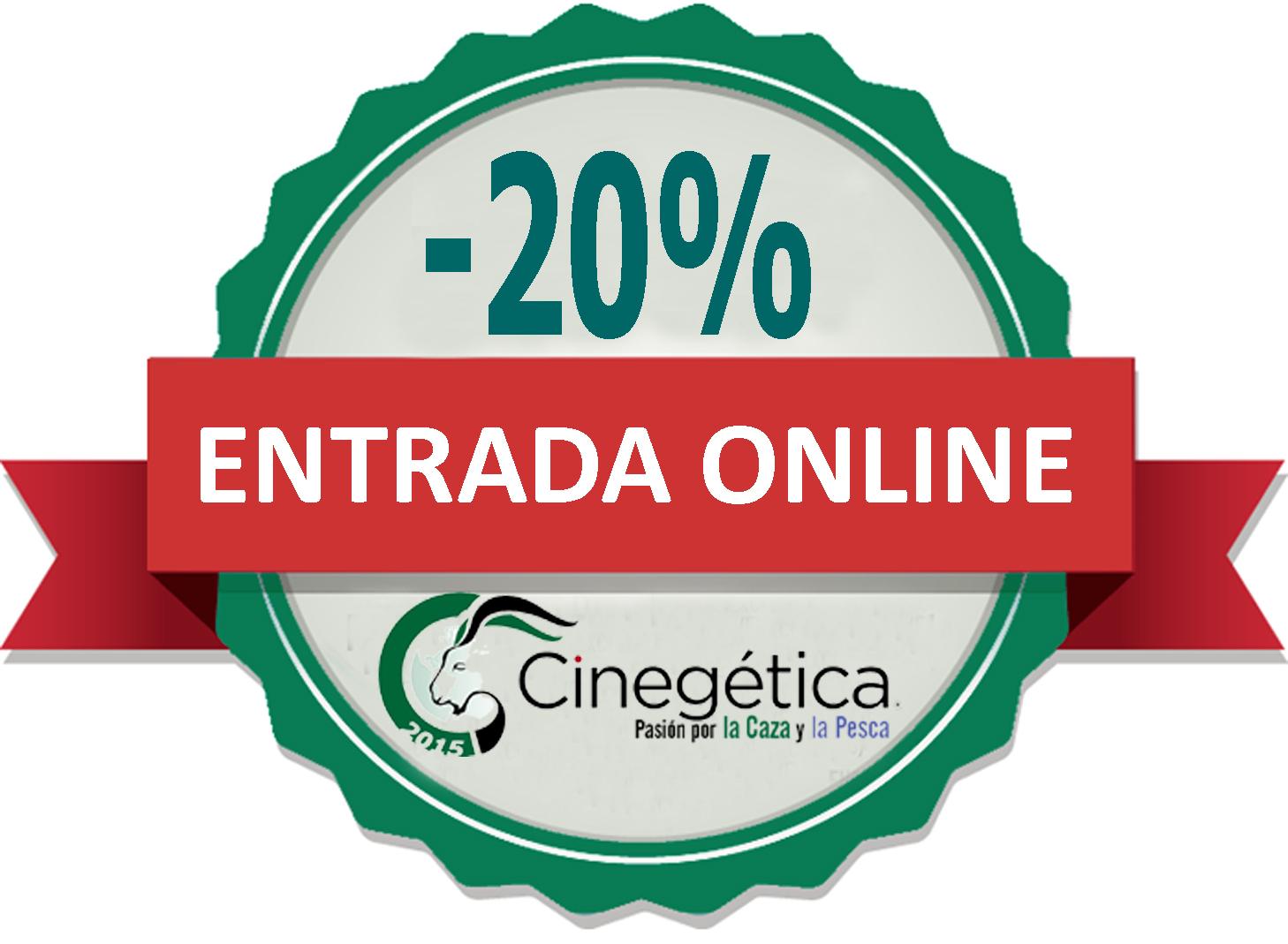 Entrada online para Cinegética 2015 ¡la mejor opción!