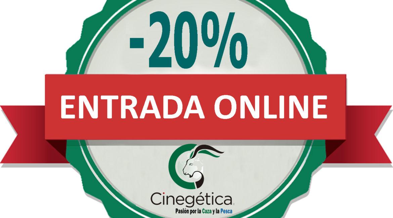 Ya puedes comprar tu entrada OnLine para Cinegética 2016
