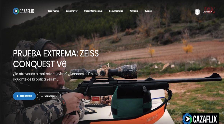 Hoy en Cazaflix: Prueba extrema visor Zeiss Conquest V6