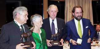 El Real Club de Monteros hace entrega de sus premios 2015