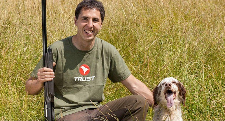 Cartuchos Trust entrevista a Arkaitz Egaña, dos veces Campeón de España de Caza Menor con Perro