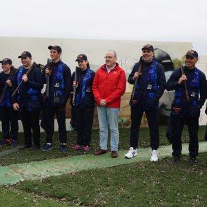 Blaser Team España, el nuevo equipo de Foso Olímpico y Universal