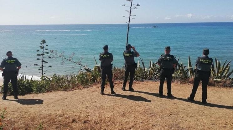 Aparece el cuerpo sin vida del submarinista desaparecido en Cádiz