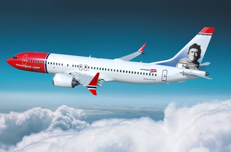 Esta compañía aérea llevará la imagen de Félix Rodríguez de la Fuente en dos de sus aviones
