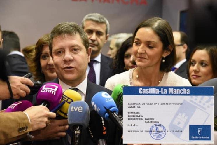 García-Page plantea dar licencias de caza gratis a los castellano-manchegos