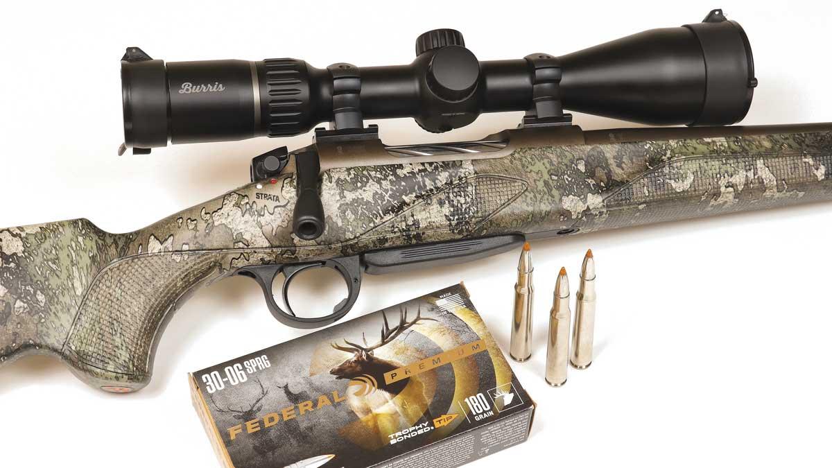 Franchi Horizon Elite Strata, un cerrojo para cazar en condiciones extremas