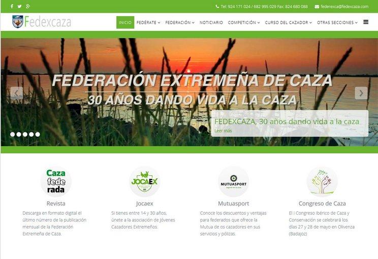 FEDEXCAZA estrena nueva web