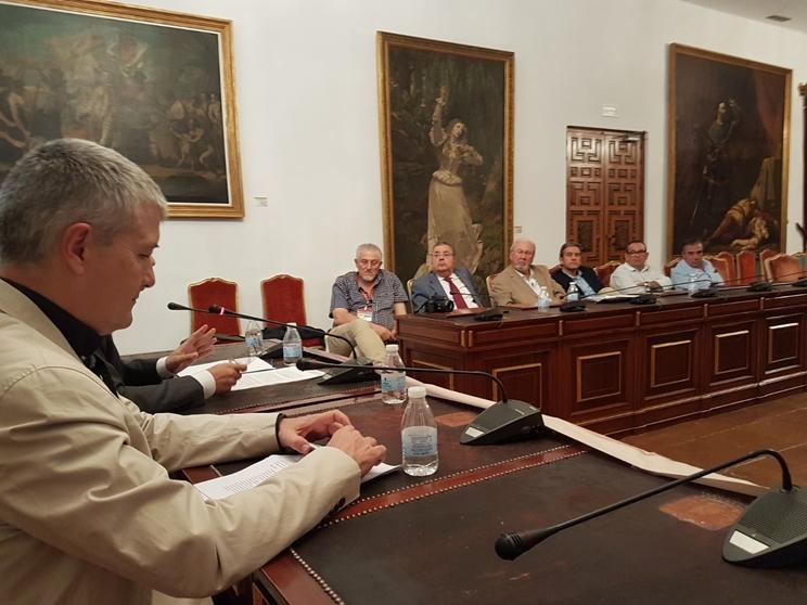 Reunión del I Foro / Fotografía: ARRECAL