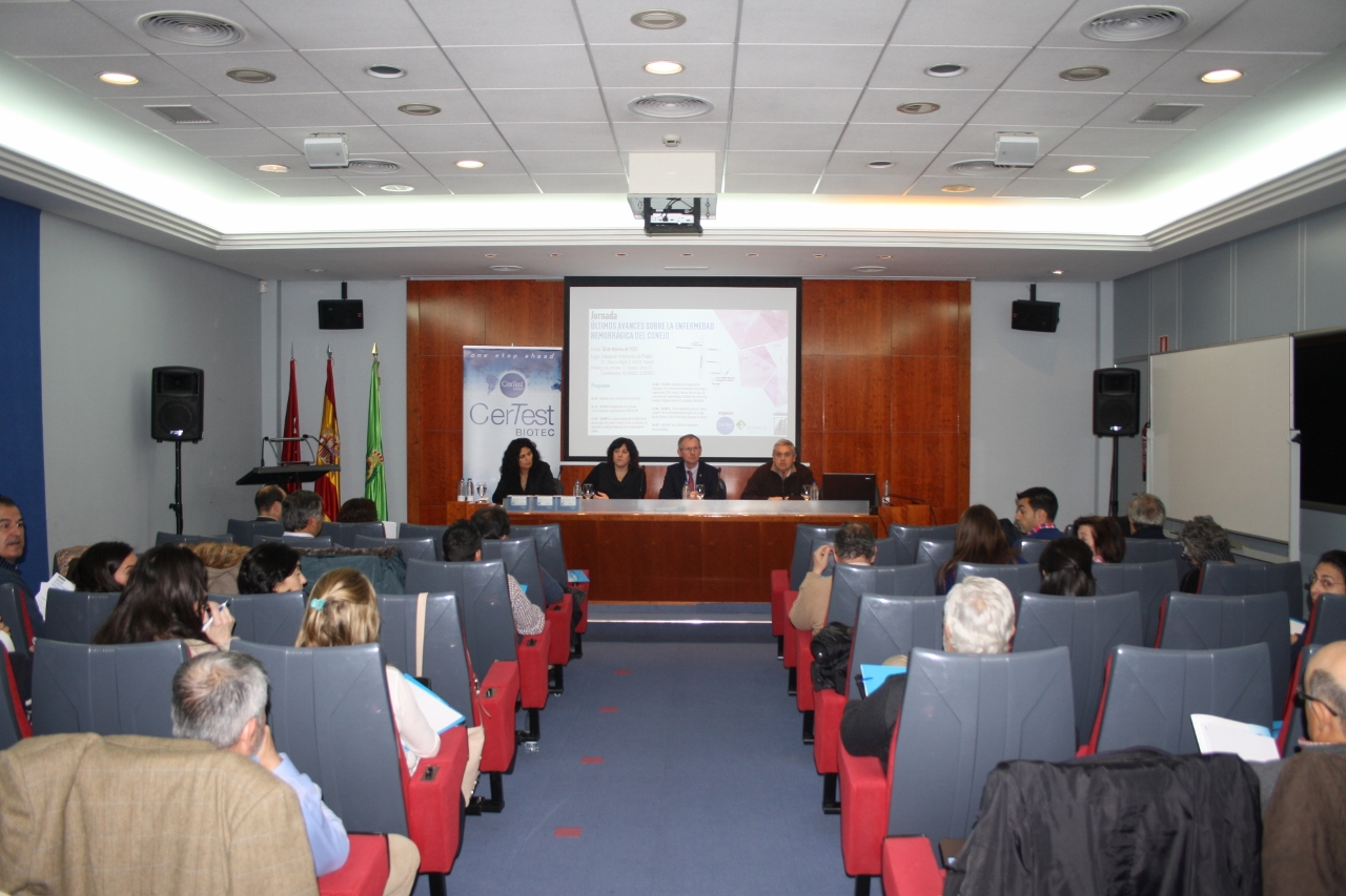 Intercun y Certest organizan una jornada sobre la EHC