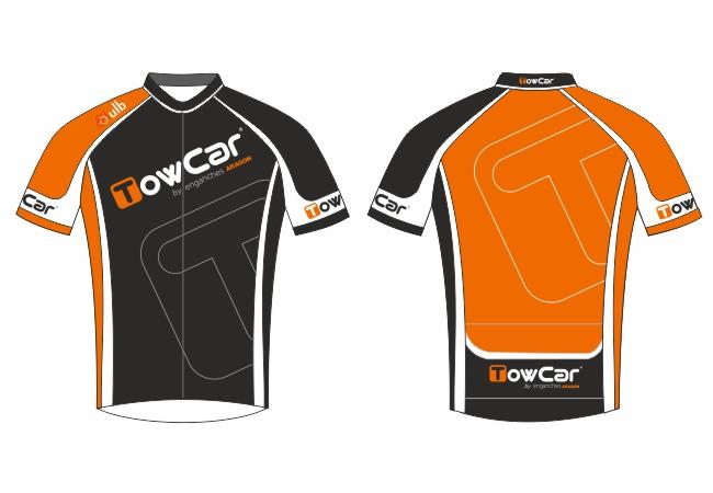 TowCar lanza la primera colección de maillots